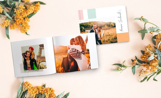 Up to 78% off Softcover Photobooks from Photobook Canada