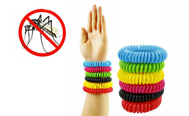 $23.37 for 12 Mosquito Repellent Bracelets (a $34.90 Value)