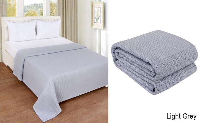 $36.95 for a Cotton Blanket (an $89 value)