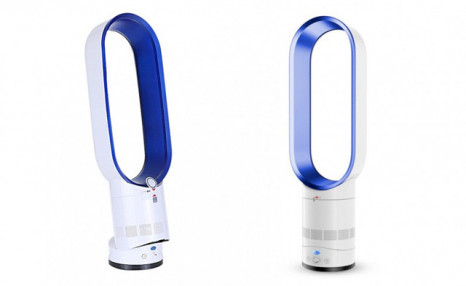 Click to view $64.90 for a Bladeless Air Purifier Fan (a $99.99 Value)