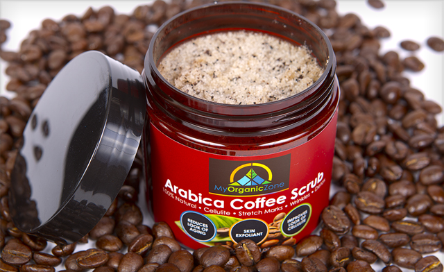 $39.99 for a 2 Pack of Arabica Coffee Scrub (a $59 Value)
