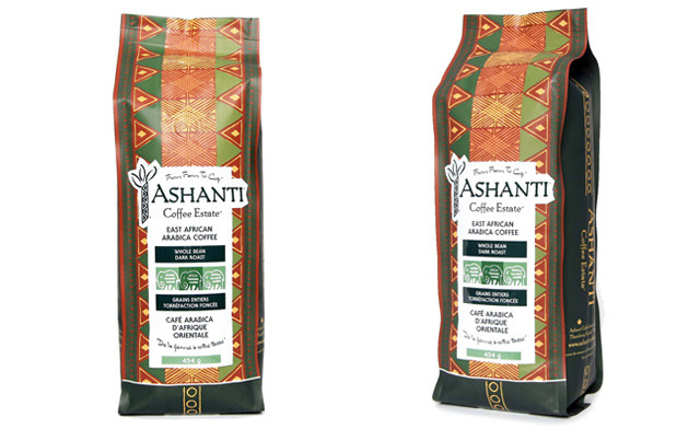 $11.90 for 1lb of Ashanti Coffee (a $19.99 Value)