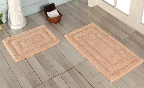 Up to 51% Off Cotton Bath Mats