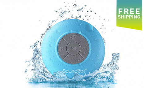 Click to view $24.95 for a Waterproof Speaker (a $34.99 Value)