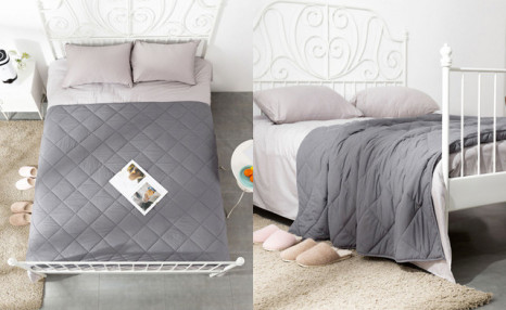 Click to view Up to 72% Off a Polyester Weighted Blanket
