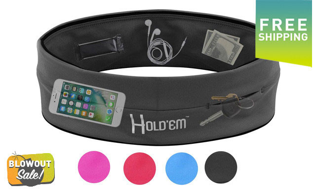 Click to view $17.90 for a HoldEm Running Belt (a $33.95 Value)
