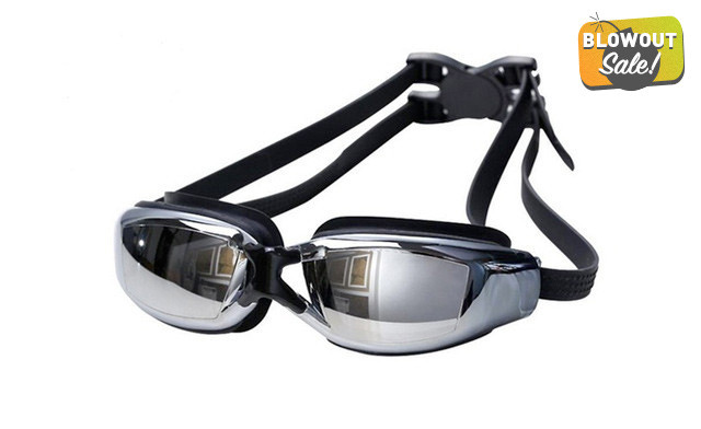 $17.90 for UV-Protected Swimming Goggles (a $99.99 Value)