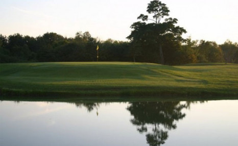 Click to view $77.97 for Golf for 2 with Cart and More (a $159.33 Value)