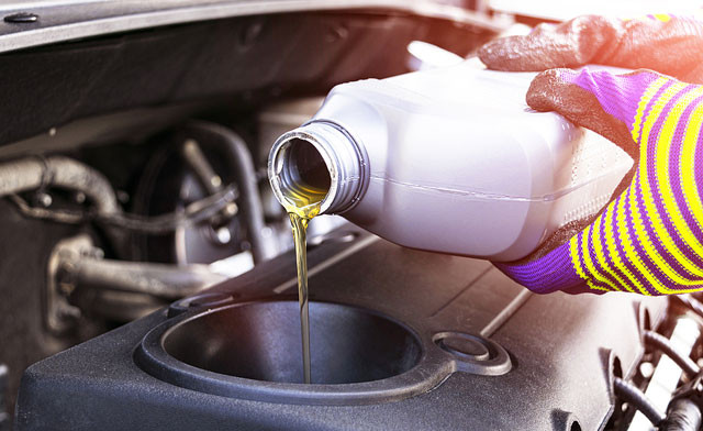 Up to 46% off an Oil Change or Undercoating
