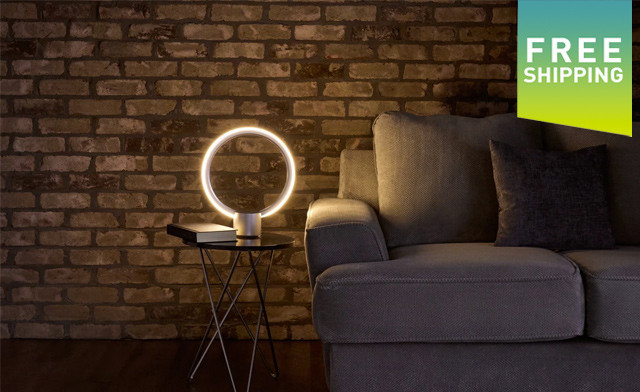 Click to view $79 for a C by GE Sol Smart Lamp with Amazon Alexa (a $265.55 Value)