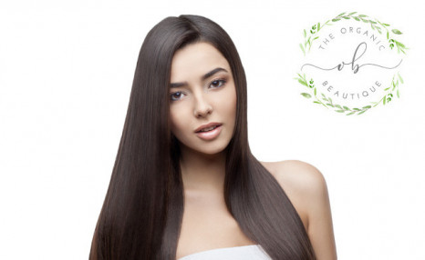 Up to 67% off Organic Hair Services
