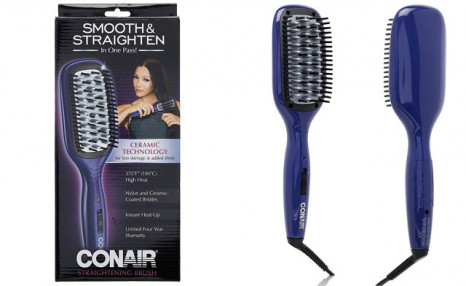 $22.95 for a Conair Straightening Ceramic Brush (a $40 Value)