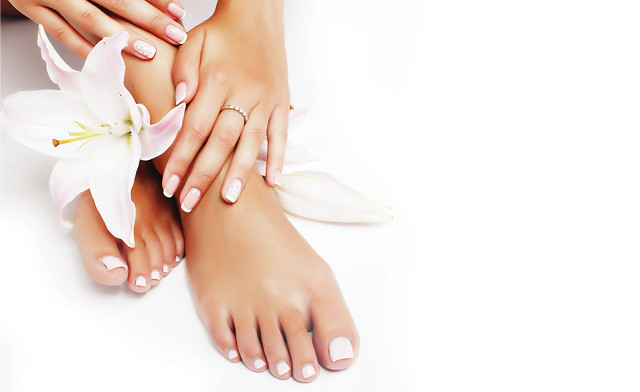 Up to 50% off Classic Manicures and Pedicures