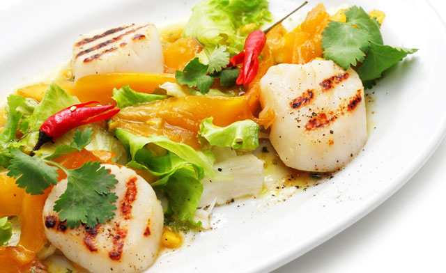 $99 for 5 lbs of Large Digby Royal Fundy Scallops (a $172 Value)