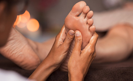 Up to 48% off an Aromatherapy Massage or Foot Reflexology