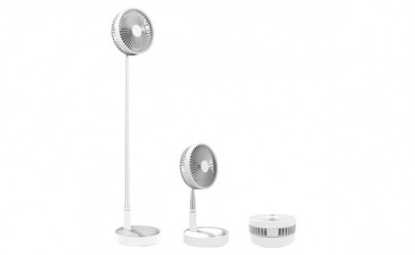 $49 for a Portable Mini Adjustable Height Fan (an $89.99 Value)