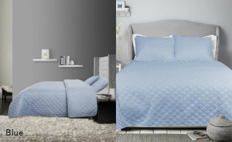 Up to 82% off a Diamond Quilt Set