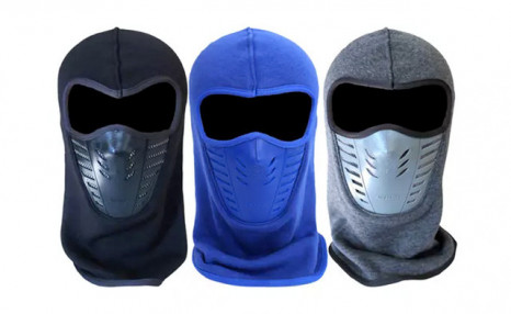 $23.95 for a 2-Pack of Balaclava Fleece Face Masks (a $58 Value)