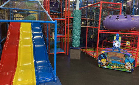 Up to 46% off at an Indoor Playground for Kids