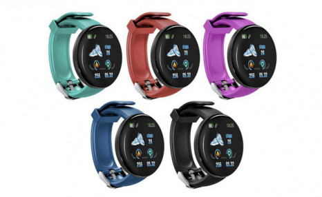 $15.95 for a Waterproof HD Fitness Tracker (a $95 Value)