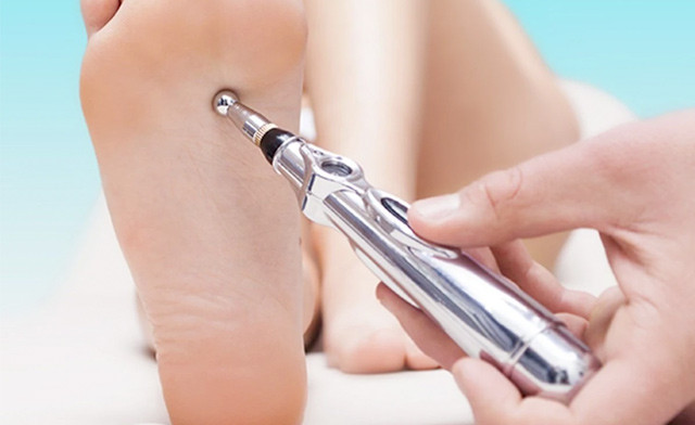 $23.48 for an Electric Acupuncture Massage Pen (a $52.99 Value)