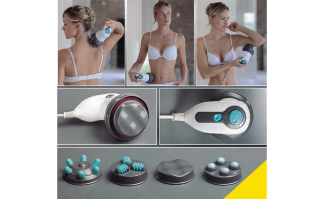 $26.95 for a 2-in-1 Weight Loss Massager (a $60 Value)