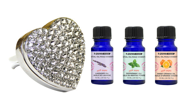 Click to view $19 for a Car Diffuser Locket with an Essential Oil (a $32.99 Value)