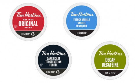 Up to 38% off a Pack of Tim Hortons K-Cups (a $99 Value)