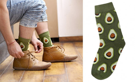 Click to view $14.95 for a Pair of Novelty Socks (a $29 Value)