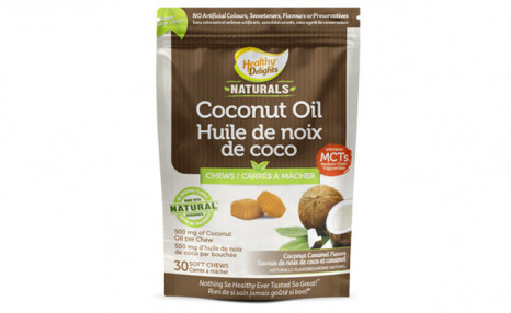 Click to view Up to 79% off Healthy Delights Naturals Coconut Oil Soft Chews
