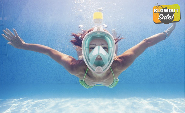 Click to view $34.95 for a GoPro Compatible Scuba Mask (a $199.99 Value)