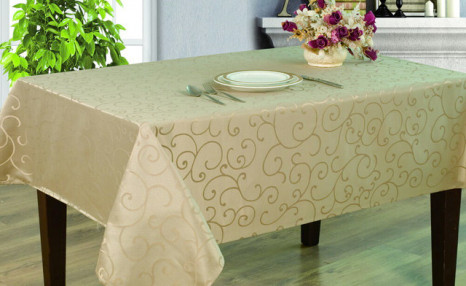 Up to 55% off a Waterproof Rectangular Table Cloth