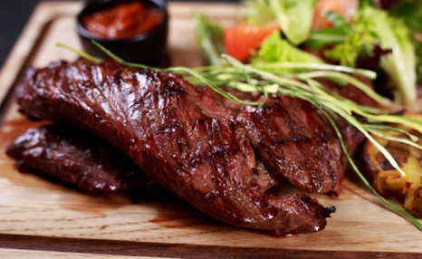 PRICE DROP!! $65 for 10 lb of Hanger Steaks (a $140 Value)