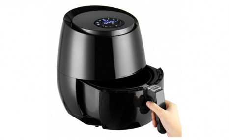 Click to view $117.99 for a 3.8Qt Electric Air Fryer (a $199 Value)