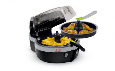 Click to view $219 for a T-FAL Actifry 2-in-1 YV960151 (a $355.97 Value)