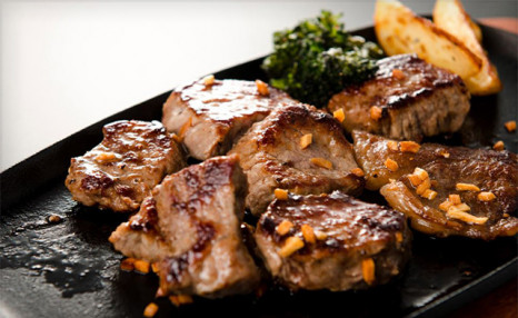 PRICE DROP!! $70 for 10 lbs of Filet Mignon Beef Tenderloin Tips (a $160 Value)