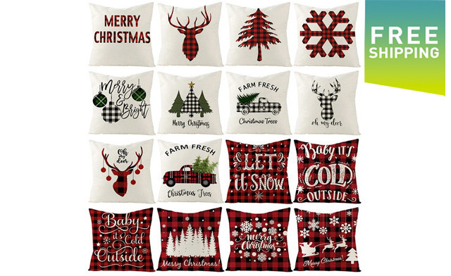 Click to view $19 for 2 Random Christmas Cushion Covers (a $39 Value)