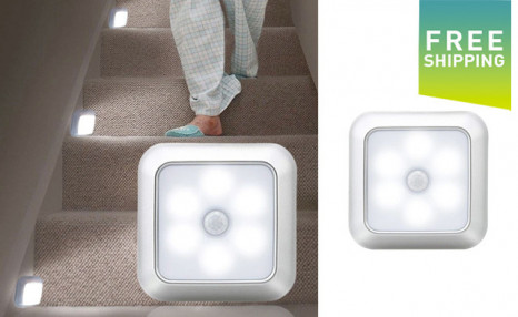 Click to view Up to 55% off Motion Sensor Night Lights