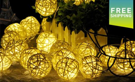 Click to view $24.95 for 3M of Rattan Garland Lights (a $65 Value)