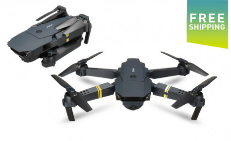 Click to view $75 for an RC Quadcopter Drone (a $184.99 Value)