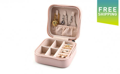 Click to view $24.95 for a Jewellery Box Organizer (a $49 Value)