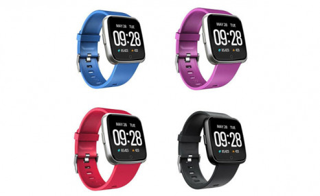 Click to view $35 for a Touch Screen Health Companion Smartwatch (a $149.99 Value)