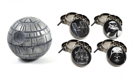 $19.95 for Star Wars Herb Grinders (a $65.99 Value)