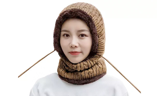 $19.84 for a Head and Neck Winter Hat (a $52.99 Value)