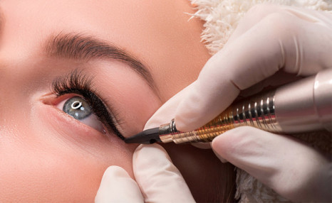 Up to 60% off Permanent Makeup Treatments
