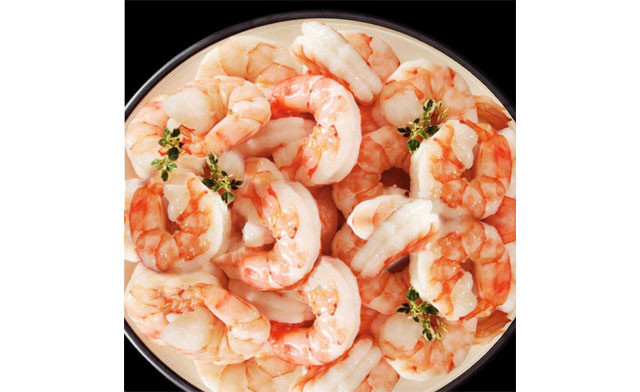 $55 for 4 lb of Raw Wild Argentinian Red Shrimp with the Shell Off (a $70 Value)