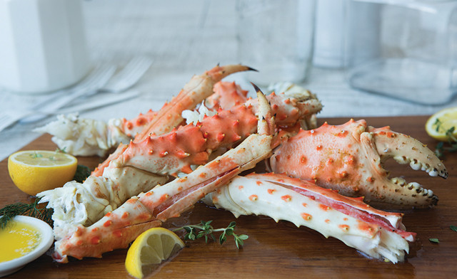 $165 for 2.5 kg of Southern King Crab (a $190 Value)