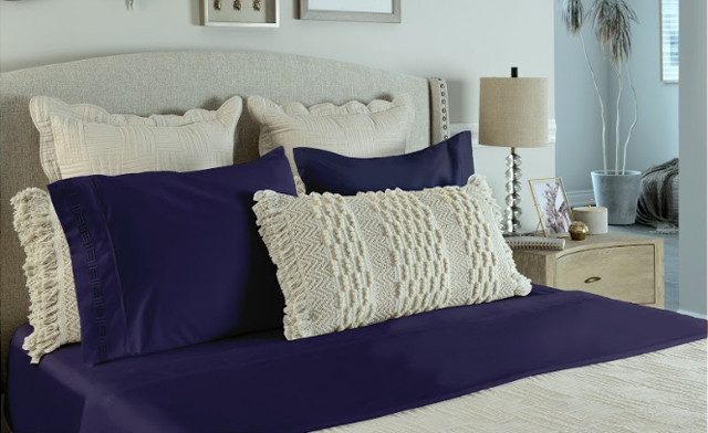 $17.93 for a 4Pc 9900 Platinum Series Bed Sheet Set (a $139 Value)