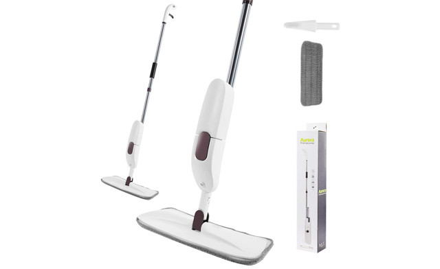 $19 for a Microfiber Water Spray Mop (a $69 Value)