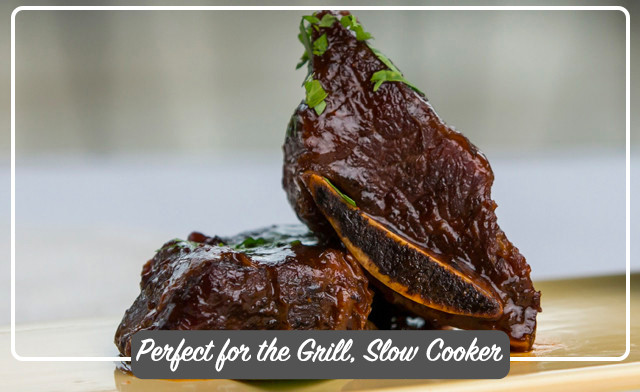 $65 for 10 lbs of AAA Beef Short Ribs (a $120 Value)